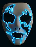 Недорогие -BRELONG® 1шт Светодиодная маска Аккумуляторы AA Для детей / Творчество / Новый дизайн <5 V