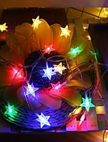 billiga -1set LED Night Light Varmvit / Kallvit AA Batterier Drivs Kreativ / Ny Design / Vackert <5 V