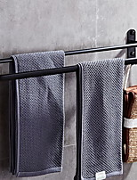 cheap -Towel Bar New Design / Cool Modern Stainless Steel / Iron 1pc Double Wall Mounted