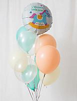 Недорогие -Воздушный шар Латекс 10 шт. Праздники / Классика / Сказка