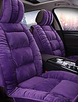 Недорогие -ODEER Чехлы на автокресла Чехлы для сидений Лиловый текстильный / Ацетат Общий Назначение Универсальный Все года Все модели