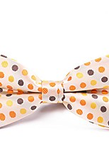 cheap -Unisex Party / Basic Bow Tie - Polka Dot / Color Block Bow