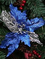Недорогие -Орнаменты Новогодняя тематика пластик Оригинальные Рождественские украшения