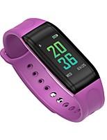 billiga -Smart Armband JSBP-B26 för Android iOS Bluetooth Sport Vattentät Hjärtfrekvensmonitor Blodtrycksmått Pekskärm Stoppur Stegräknare Samtalspåminnelse Aktivitetsmonitor