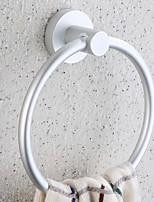 Недорогие -Держатель для полотенец Креатив / Многофункциональный Modern Алюминий 1шт полотенце На стену