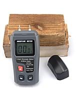 Недорогие -bside emt01 два штыря цифровой измеритель влажности древесины 0-99.9% древесный влажный тестер древесины влажный детектор с большим дисплеем lcd