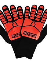 Недорогие -1 пара Волокно Защитные перчатки Безопасность и защита Противоскользящий Дышащий
