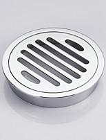 Недорогие -Слив Новый дизайн Современный Латунь 1шт истощать Установка на полу