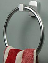 cheap -Towel Bar New Design / Cool Modern Aluminum 1pc towel ring Wall Mounted