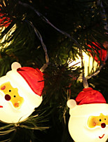 Недорогие -Декоративное освещение Праздник PVC Для вечеринок Рождественские украшения