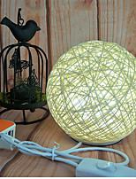 billiga -hkv® varmvit 3w manuell strömbrytare dekoration nattlampa usb laddbordslampa LED natt lampa mån lampa skrivbordslampa julklapp ljus dc5v