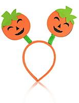 Недорогие -Праздничные украшения Украшения для Хэллоуина Хэллоуин Развлекательный Декоративная Желтый 1шт