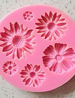 Недорогие -Инструменты для выпечки силикагель обожаемый Торты Формы для пирожных 1шт