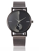 cheap -Women's Dress Watch Wrist Watch Quartz New Design Casual Watch Alloy Band Analog Fashion Elegant Black / Silver / Rose Gold - Silver Silver / Black Rose Gold One Year Battery Life
