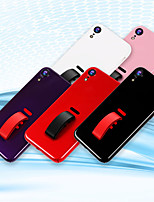 economico -Custodia Per Apple iPhone XS / iPhone XR / iPhone XS Max IMD Per retro Tinta unita Resistente PC per iPhone XS / iPhone XR / iPhone XS Max