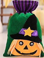 Недорогие -Праздничные украшения Украшения для Хэллоуина Хэллоуин Развлекательный Cool Зеленый 1шт