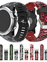 Недорогие -Ремешок для часов для Fenix 5x / Fenix 3 HR Garmin Спортивный ремешок силиконовый Повязка на запястье