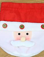 baratos -Sacos de Presentes Natal Não-Tecelado Quadrada Novidades Decoração de Natal