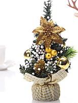 Недорогие -Новогодние ёлки Новогодняя тематика PVC Рождественская елка Оригинальные Рождественские украшения