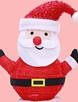 Недорогие -Орнаменты / Рождественский декор Новогодняя тематика Ткань Мультфильм игрушки Рождественские украшения