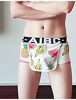 billiga -Herr Boxershorts - Frukt Medium Midja