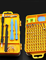 Недорогие -отвертка комплект мобильный телефон ремонт компьютера демонтировать инструмент прецизионная отвертка 100 в 1