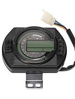 Недорогие -MLS024 Мотоцикл Счётчик пробега для Мотоциклы Все года Универсальный измерительный прибор Защита от пыли