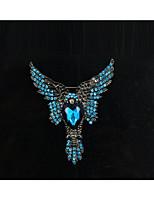 Недорогие -Жен. Классический Броши - Eagle Мода, Элегантный стиль Брошь Синий Назначение Для вечеринок / фестиваль