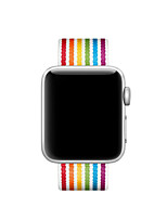 abordables -Bracelet de Montre  pour Apple Watch Series 4/3/2/1 Apple Bracelet Sport / Bracelet en Cuir Nylon Sangle de Poignet