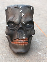 Недорогие -Праздничные украшения Украшения для Хэллоуина Хэллоуин Развлекательный Cool Черный 1шт