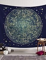 Недорогие -Звезда Декор стены Полиэстер Современный Предметы искусства, Стена Гобелены Украшение