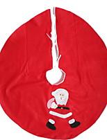 Недорогие -Рождественские украшения Праздник Полиэстер Круглый Оригинальные Рождественские украшения