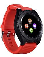Недорогие -Смарт Часы Z3 для Android iOS Bluetooth 2G Пульсомер Измерение кровяного давления Сенсорный экран Израсходовано калорий Длительное время ожидания / Хендс-фри звонки / Напоминание о звонке