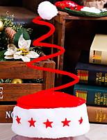 baratos -Ornamentos Natal Tecido / PVC Novidades Decoração de Natal
