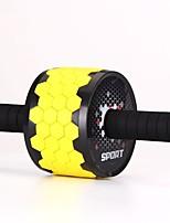 Недорогие -Ab Wheel Roller / Оборудование для тренировки брюшной полости С Антипробуксовочная, Удобный, Прочный Основная подготовка, Контейнер для живота, Проработка, укрепление и тонизирование мышц Ластик