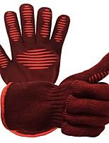 Недорогие -1 пара Волокно Перчатка Защитные перчатки Безопасность и защита Противоскользящий Износостойкий Анти-смазка
