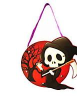 Недорогие -Праздничные украшения Украшения для Хэллоуина Halloween / Хэллоуин Развлекательный Творчество / Cool Красный 1шт