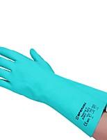 Недорогие -1 пара нитрил Перчатка Безопасность и защита