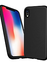 abordables -Coque Pour Apple iPhone XR / iPhone XS Max Antichoc / Relief Coque Lignes / Vagues Flexible TPU pour iPhone XR / iPhone XS Max