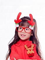 Недорогие -Орнаменты Новогодняя тематика Ткань / пластик Оригинальные Рождественские украшения