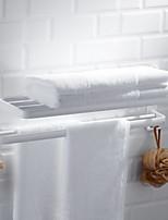 Недорогие -Полка для ванной Новый дизайн Современный Нержавеющая сталь / железо 1шт Двуспальный комплект (Ш 200 x Д 200 см) На стену