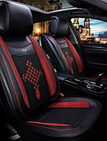 Недорогие -ODEER Чехлы на автокресла Чехлы для сидений Черный текстильный / Искусственная кожа Общий Назначение Универсальный Все года Все модели