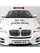 Недорогие -Машинка на радиоуправлении Rastar 31410 10.2 CM 2.4G Автомобиль 1:14 8 km/h КМ / Ч Подсветка / На пульте управления