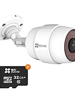 cheap -HIKVISION 960P 1.3 mp IP Camera Outdoor Support 128 GB g