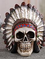 baratos -Decorações de férias Decorações de Halloween Halloween Entertaining Decorativa Café 1pç