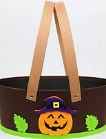 Недорогие -Праздничные украшения Украшения для Хэллоуина Хэллоуин Развлекательный Декоративная / Cool Серый / Кофейный 1шт