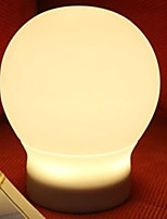 Недорогие -1шт LED Night Light USB Дистанционно управляемый / Новый дизайн / Меняет цвета <=36 V