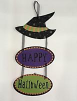 Недорогие -Праздничные украшения Украшения для Хэллоуина Хэллоуин Развлекательный Декоративная / Cool Лиловый 1шт