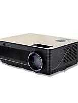 baratos -Factory OEM M5 LCD Projetor para Empresas / Projetor para Home Theater LED Projetor 8000 lm Apoio, suporte 1080P (1920x1080) 60-150 polegada Tela / WXGA (1280x800) / ±15°