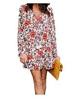 baratos -Mulheres Camiseta Activo Floral